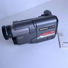 HITACHI VM-E420E Video8 Camcorder // geprüft, vom Händler