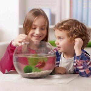 Grass Aquarium Tank Fish 3pcs Plant Green Plants Decor Underwater Ornament Ball