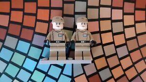 Lego Star Wars Rebels Figuren aus 75082- Imperial Officer #1