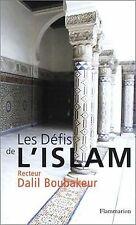 Les défis de l'Islam von Boubakeur, Dalil | Buch | Zustand gut