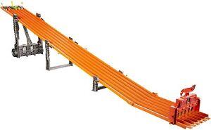 Hot Wheels Super 6-lane Raceway Orange