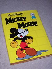 Mickey Mouse : Walt Disney Best Comics (1985, Hardcover)