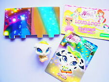 WINX LOVE & PET n.6 GINO MASCOTES