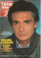 Télé Star N°507 - Michel Sardou - Denise Fabre - Michael Brandon - Marie Laforêt