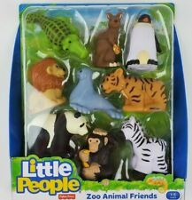 Fisher Price Little People Zoo Animal Friends