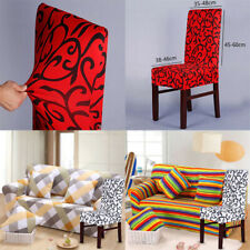 Stretch Chair Covers/Slipcover Dining Room Stool Seat Cover Wedding Banquet