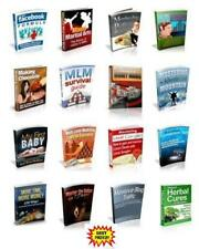 3 Million PLR Ebooks Collection and Articles | With Master Resell Rights | PDF !