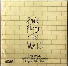 Pink Floyd The Wall Live At Earls Court 1980 2CD + DVD Mini LP Edition Sealed