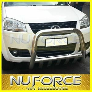 Nudge Bar / Grille Guard SUITS Great Wall  V200 / V240 K2 (2011-2016)