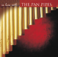 In Love With - The Pan Pipes CD - Best Of Pan Pipes - Official CD - NEW Stock