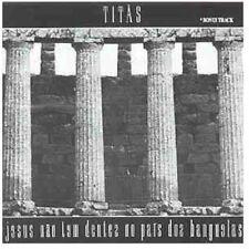Titãs - Jesus Nao Tem Dentes No Pais Dos [New CD]