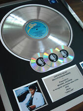 MICHAEL JACKSON THRILLER LP MULTI PLATINUM DISC RECORD AWARD ALBUM
