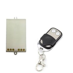 1 Channel AC 220-240V RF Wireless Remote Control Switch Receiver +Transmitter