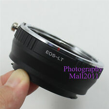 EOS-L/T Adapter For Canon EOS EF Lens To Leica LT/SL Type 701 Mirrorless Camera