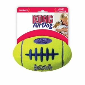 KONG Airdog Squeaker Football For Dogs - Small