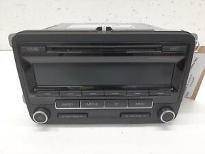 2014 VOLKSWAGEN TRANSPORTER T5 OEM Radio/CD/Stereo Head Unit 5M0035186L