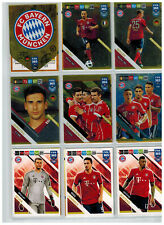 18x FC Bayern München Fifa 365 Adrenalyn XL 2019 Panini