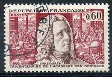 STAMP / TIMBRE FRANCE OBLITERE N° 1488 CHEMIN DE FER