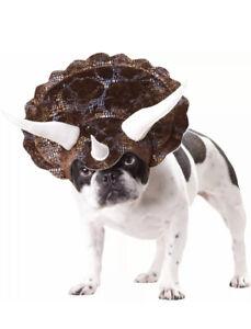 Animal Planet TRICERATOPS Dog Halloween Costume  XS