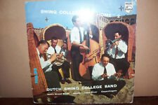 DUTCH SWING COLLEGE BAND,  AT HOME NO.2,  PHILIPS RECORDS 1958  ex+
