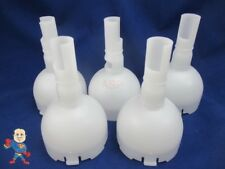 """Set of (5) Pentair Spa Jet Diffuser Cyclone Hot Tub 5"""" Balboa Video How To Part"""