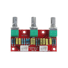 HIFI Passive Tone Board Bass Treble Volume Control Preamp Adjustment Module