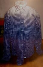Ralph Lauren Golf Polo Blue Label Men's Long Sleeve Button Up Shirt L