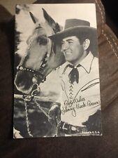 Johnny Mack Brown Arcade Exhibit Card