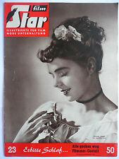 film STAR, Illustr. f. Film, Mode, Unterhalung, Nr. 23, November 1952, , 32 S.