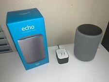 Amazon Echo (3rd Generation) Smart Speaker - Dark Grey