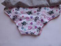 Paw Patrol Mädchen Unterhosen Panties Slips 4er Pack Gr. 98/104