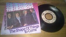 "7"" Pop Headboys - Shape Of Things / The Mood I'm In (2 Song) RSO REC"