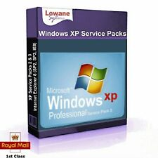 Microsoft windows xp service pack 2 & 3 plus internet explorer 8 SP2 SP3 IE8