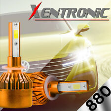 XENTRONIC LED HID Foglight kit 881 White for 2002-2006 Chevrolet Avalanche 2500