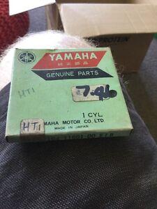 Yamaha CS1 HT1 Piston Rings Std Nos NLA 164-11601-00*