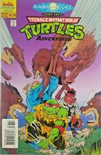 Teenage Mutant Ninja Turtles Adventures #67 Comic Book Archie VF/NM Bag & Board