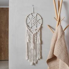 Moon Wall Decor Dreamcatcher Geometric Art Beautiful Apartment Room Decorations