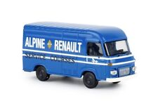 Brekina 14626 - 1/87 Saviem SG2 Kasten - Alpine Renault - Neu