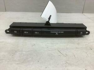 06-10 Hummer H3 4X4 Dash Control Switch - 4 High 4 Low