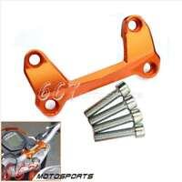 Motorcycle CNC Aluminum Handlebar Riser Top Cover Clamp For KTM DUKE 390 200 125