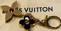 BNIB  Louis Vuitton FLEUR DE MONOGRAM BAG CHARM M67119 w/Receipt. 💝