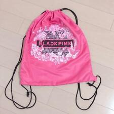BLACK PINK Fan Club Limited Knapsack Official Goods Back Pack BLINK New