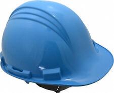 "NORTH Safety Hard Hat ""The Peak"" Blue 6PT ratchet head suspension A69R070000"