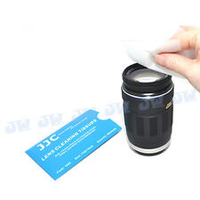 JJC High Quality Cleaning Paper Tissue for Camera Lens Filter Eyeglass 50PCS NEW