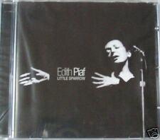 EDITH PIAF (CD)   Little sparrow     NEUF SCELLE