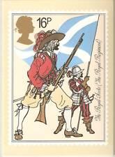 GB - PHQ CARDS - 1983 -  ARMY UNIFORMS  - COMP SET MINT