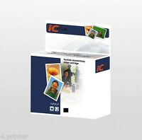 Black Ink Cartridge Compatible with Brother LC-1000BK for DCP-130C DCP-330C