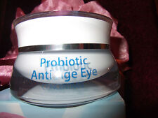 PROBIOTIC EYE CREAM ANTIAGING ANTI WRINKLE CONCENTRATE WITH ROSE OIL & YOUGHURT.