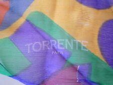 Silk scarf coloured for men/women