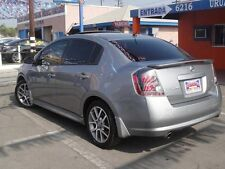 Painted Factory Style Spoiler Fits  2007 2008 2009 2010 2011 2012  Nissan Sentra